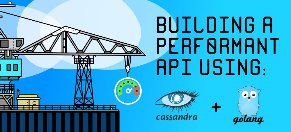 A simple Go API using Cassandra for peristent storage