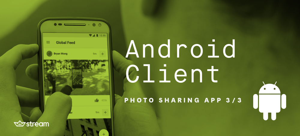 A simple Android app to mimic Instagram