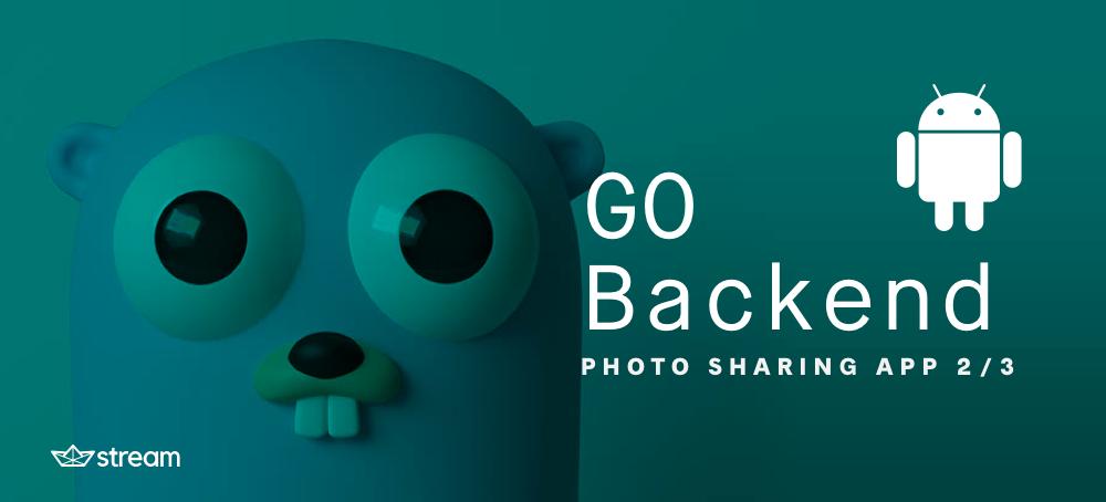 A simple Go API to mimic Instagram